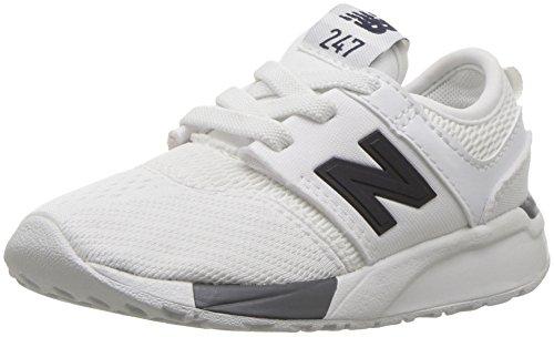 New Balance KA247C4I Sneaker Kinder Weiß