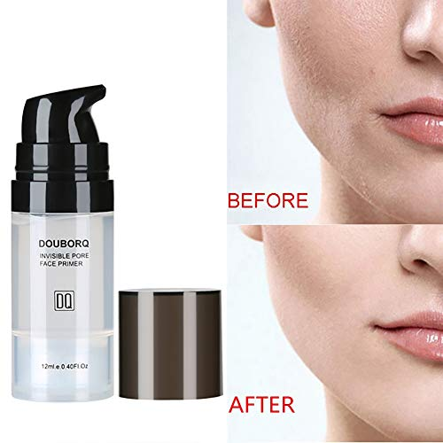 Invisible Pores Face Makeup Primer Moisturizing Corrective Foundation Liquid Pre-Make-up
