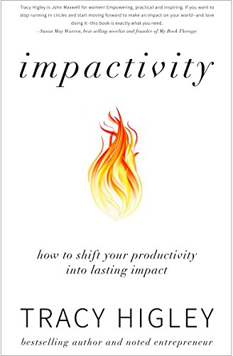 Impactivity: How to Shift Your Productivity into Lasting Impact