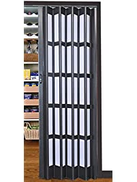 Flexi Space Expresso Matte Folding Door 32u0027u0027 Wide Roraima Double Ply With  Flexible