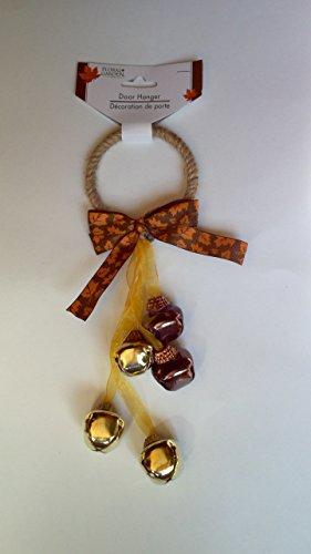 Fall Door Hanger with Bells
