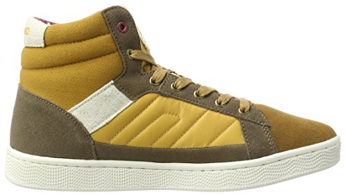 Blend Herren 20704293 Hohe Sneaker, Braun (Golden Brown), 42 EU