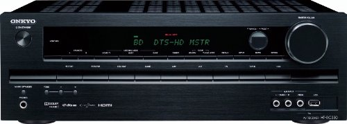 Yamaha rx v2065bl 7 2 channel network digital home theater for Onkyo or yamaha receiver