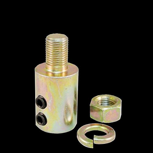 5/8 Inch Arbor For Wind turbine Generator Hub has 17mm thread fits 5/8