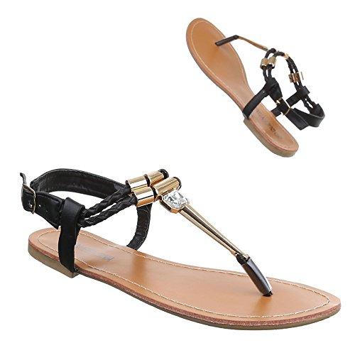 Ital-Design - Zapatos con tacón Mujer negro