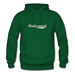 Bridesmaid Printed X-large Series Hoodies Women Style Personality