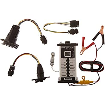 ww stock trailer wiring harness for trailer lights vehicle trailer wiring harness tester #7