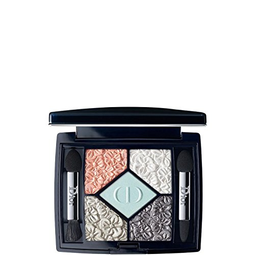 - Christian Dior Couleurs Glowing Gardens No. 031 Blue Garden Eyeshadow Palette for Women, 0.15 Ounce