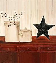 Crocks & Star Dishwasher Magnet Cover (Large)