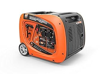 Genergy-Generador Gasolina Inverter Arranque Control Remoto-Mallorca III (RC): Amazon.es: Jardín