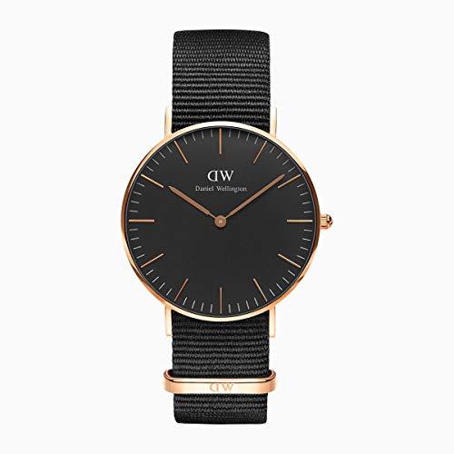 Daniel Wellington Classic Cornwall Watch, 36mm (Wellington Collection The)