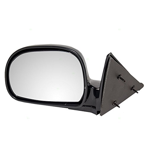 Drivers Manual Side View Mirror Below Eyeline Replacement for Chevrolet GMC Isuzu Pickup Truck SUV 8151508490 AutoAndArt