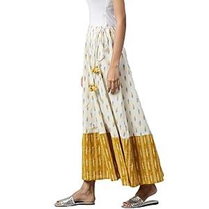Jaipur Kurti Cotton a-line Skirt