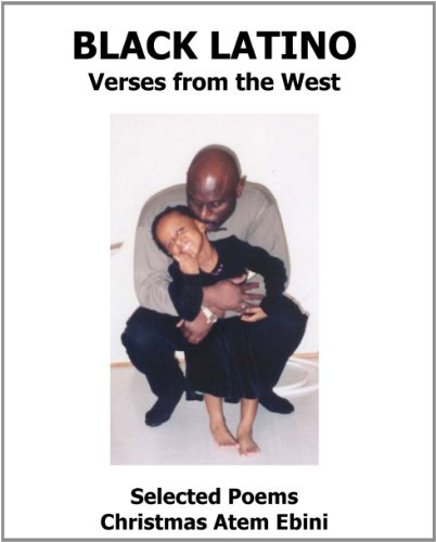 Black Latino: Verses from the West Kindle Edition