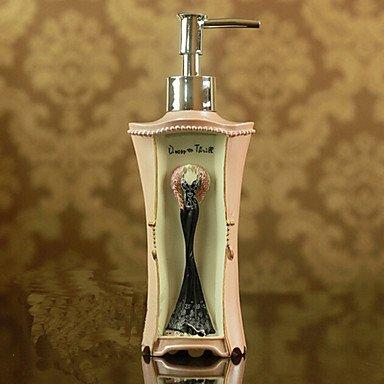 ZHANGYONG* 1 pedazo de material de resina dispensadores de jabón,accesorios de baño