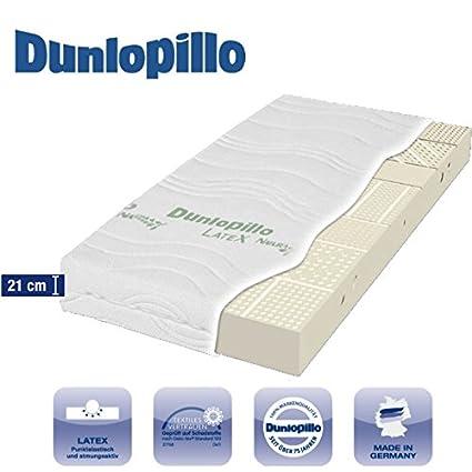 Colchón de 90 x 190 cm H2 Natura Latex Dunlopillo 1800 NP: 1405EUR NEU +