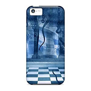 New Style Tpu 5c Protective Case Cover/ Iphone Case - Brs