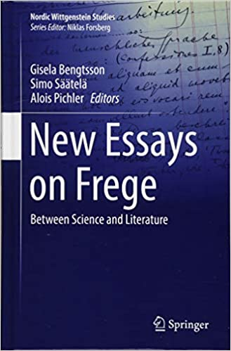 new essays on frege between science and literature nordic  new essays on frege between science and literature nordic wittgenstein  studies gisela bengtsson simo stel alois pichler   amazoncom