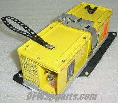 DEFT-1, 05-01-108A, Emergency Locator Transmitter / ELT