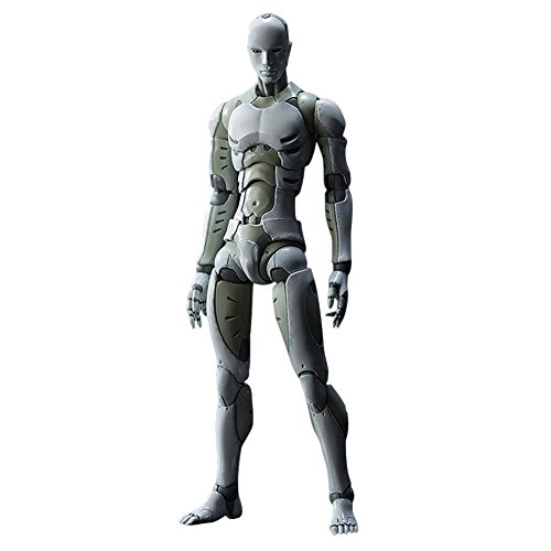 (Tulas Action Figure Drawing Model, 1/6 Scale Synthetic Human Body Mannequin, Male/Man Painting Action Figure Set, Suitable for Sketching, Painting, Drawing, Artist, Cartoon Figures Action (30cm))