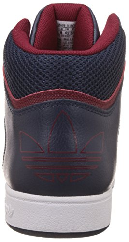 free shipping visit adidas Men's Varial Mid Hi-Top Trainers Blue (Collegiate Navy/Collegiate Burgundy/Ftwr White) outlet get authentic classic cheap price outlet footaction 2014 unisex online pw8dXZ