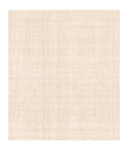 York Wallcoverings PX8940 Color Expressions Handmade Paper Wallpaper, Linen Sand