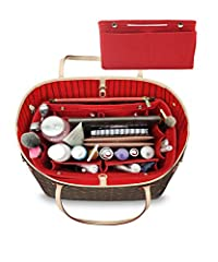 SIZE CHARTSmall Organizer Approx. 8.7 length x 4.5 wide x 4.3 high (unit inch)Medium Organizer Approx. 10.2 length x 4.5 wide x 5.9 high (unit inchLarge Organizer Approx. 11.8 length x 5.5 wide x 6.3 high (unit inch)X-Large Organizer Approx. ...