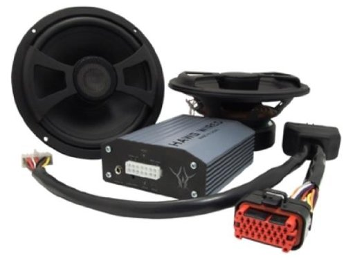 Amazon.com: Hawg Wired DCS Direct Connect Amp System - 6 1/2in. DCS ...
