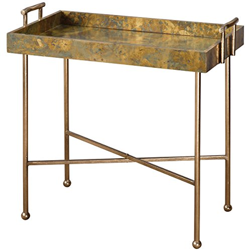 Uttermost Couper, Tray Table - Rectangle Top - 29 Table Top