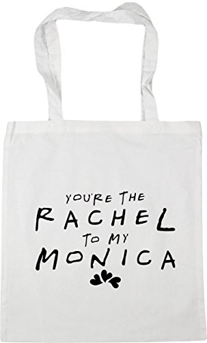 litres White Beach 42cm 10 Bag x38cm Shopping to Rachel Tote Gym You're the my HippoWarehouse Monica zPWSwZxn6q