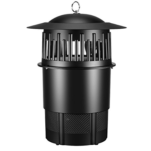 Mosquito Control Systems : Pictek electronic insect killer pest control mosquito