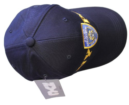 Amazon.com: NYPD Junior Kids Baseball Hat Police Department of New York Navy Blue Boys: Clothing