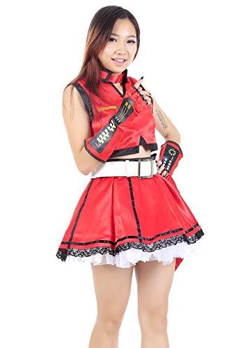 Meiko Sakine Cosplay Costume (De-Cos Vocaloid Family Cosplay Costume Sakine Meiko 1st Ver Outfit Set)