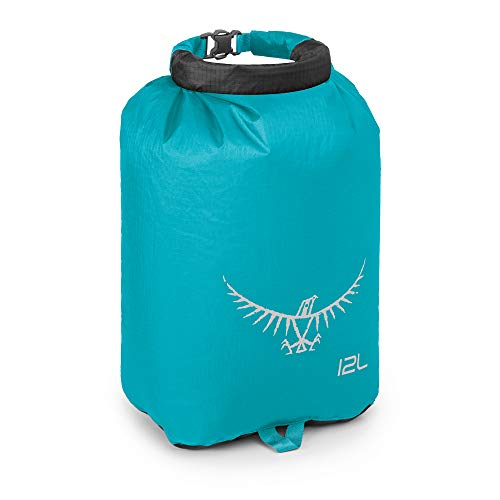 Osprey UltraLight 12 Dry Sack, Tropic Teal, One Size