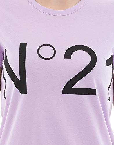 T F03163637844 Mujer shirt N°21 Rosa Algodon wvxBUZqqz
