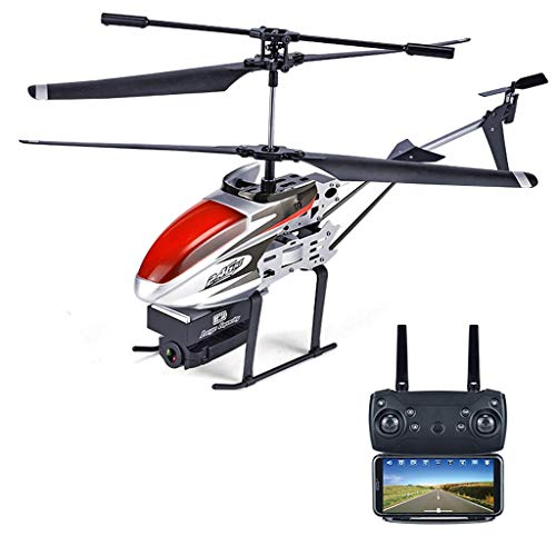 Elevin(TM) 2.4GHz 3.5CH RC 0.3MP WiFi Camera FPV RC Helicopter Quadcopter Drone Hover (red)
