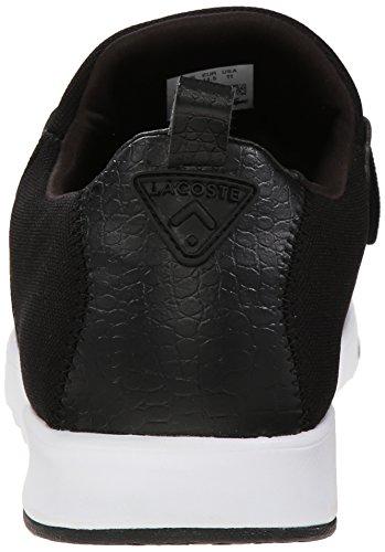 Lacoste Men's L.ight-01 Sneaker Black/Black 11 M US