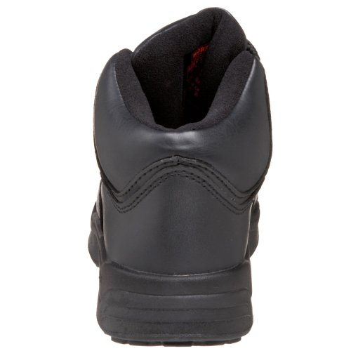 Worx By Red Wing Shoes Uomo Non Metallico Punta Di Sicurezza Atletica Metà Nero