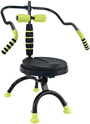 AB Doer 360 Kit, The Abs Workout Equipment for Total Core Exercise, Fat Burning, Toning and Fitness at Home 1