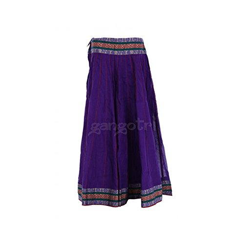 Skirt 40 Panel Royal Blue