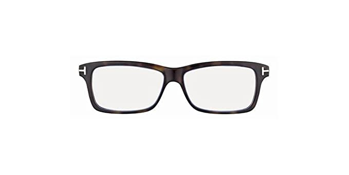 4e242541bf7a3e Tom Ford FT5146 Eyeglasses 56B Havana Other 54mm  Amazon.co.uk  Clothing