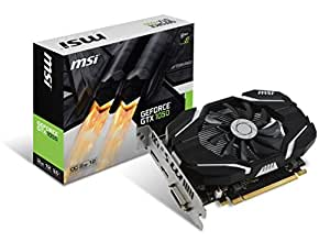 MSI GAMING GeForce GTX 1050 GB GDDR5 DirectX 12 Graphics Card (GTX 1050 2G OC)