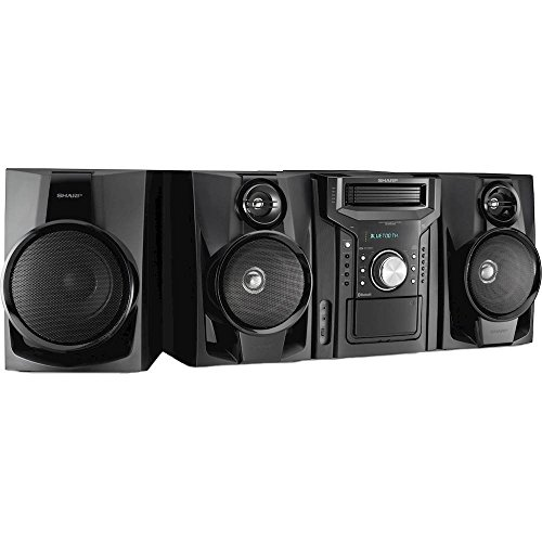 41grREHDLsL amazon com sharp 240 watt all in one hi fi audio stereo sound  at gsmx.co