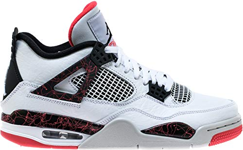 Nike Mens Air Jordan 4 Retro Basketball Shoe (9.5)