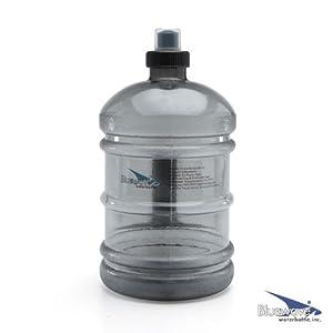 Bluewave Daily 8® Water Jug - 1.89 Liter (64 oz) Graphite Grey