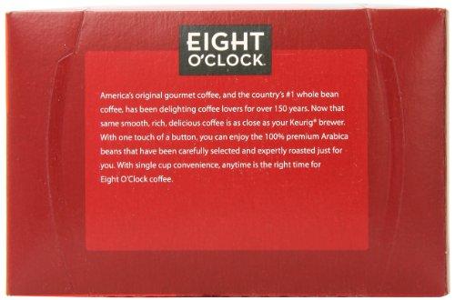 Eight O'Clock Coffee The Original, Single Serve Coffee K-Cup Pod, Medium Roast, 72 by Green Mountain Coffee (Image #7)