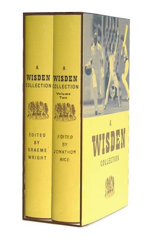 Read Online Wisden Collection (v. 1-2) pdf epub
