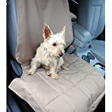 Petego Car Front Seat Protector, Anthracite