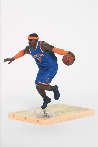 McFarlane Toys NBA Series 23 Carmelo Anthony Action Figure