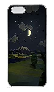 Case For Htc One M9 Cover Cartoon Night PC Custom Case For Htc One M9 Cover Cover Transparent
